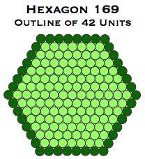 Hexagon 169