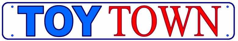Toytown, site logo.