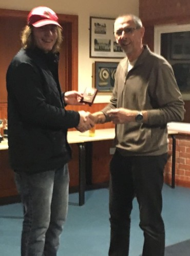 Glenn Taylor - Highest Partnership 2015