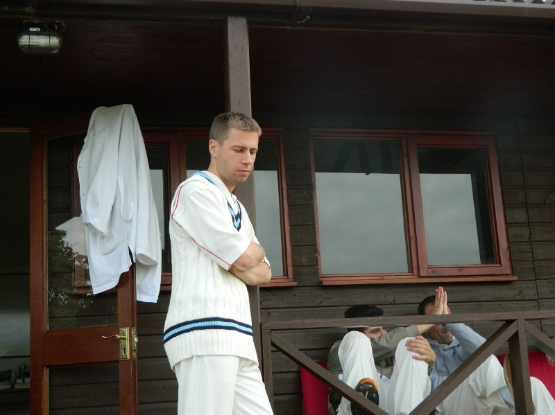 Fordy contemplating early dismissal