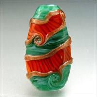 <!-- 002 -->Lampwork Focal Beads