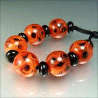 <!-- 001 -->Lampwork Bead Sets