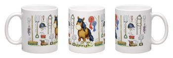 Pony things mug