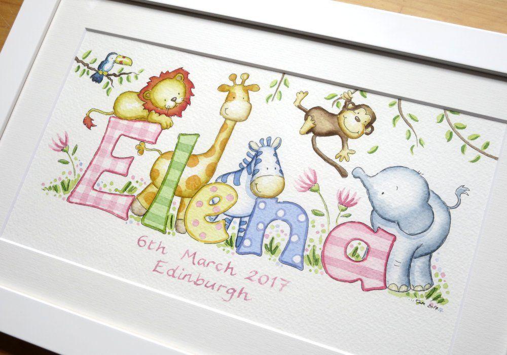 Elena framed