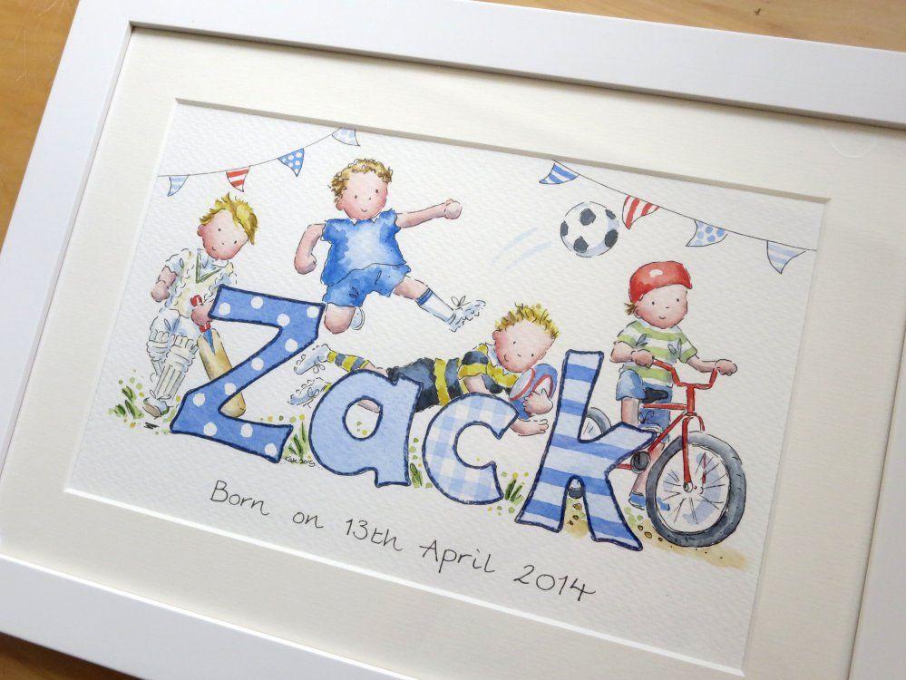 Zack framed jun15