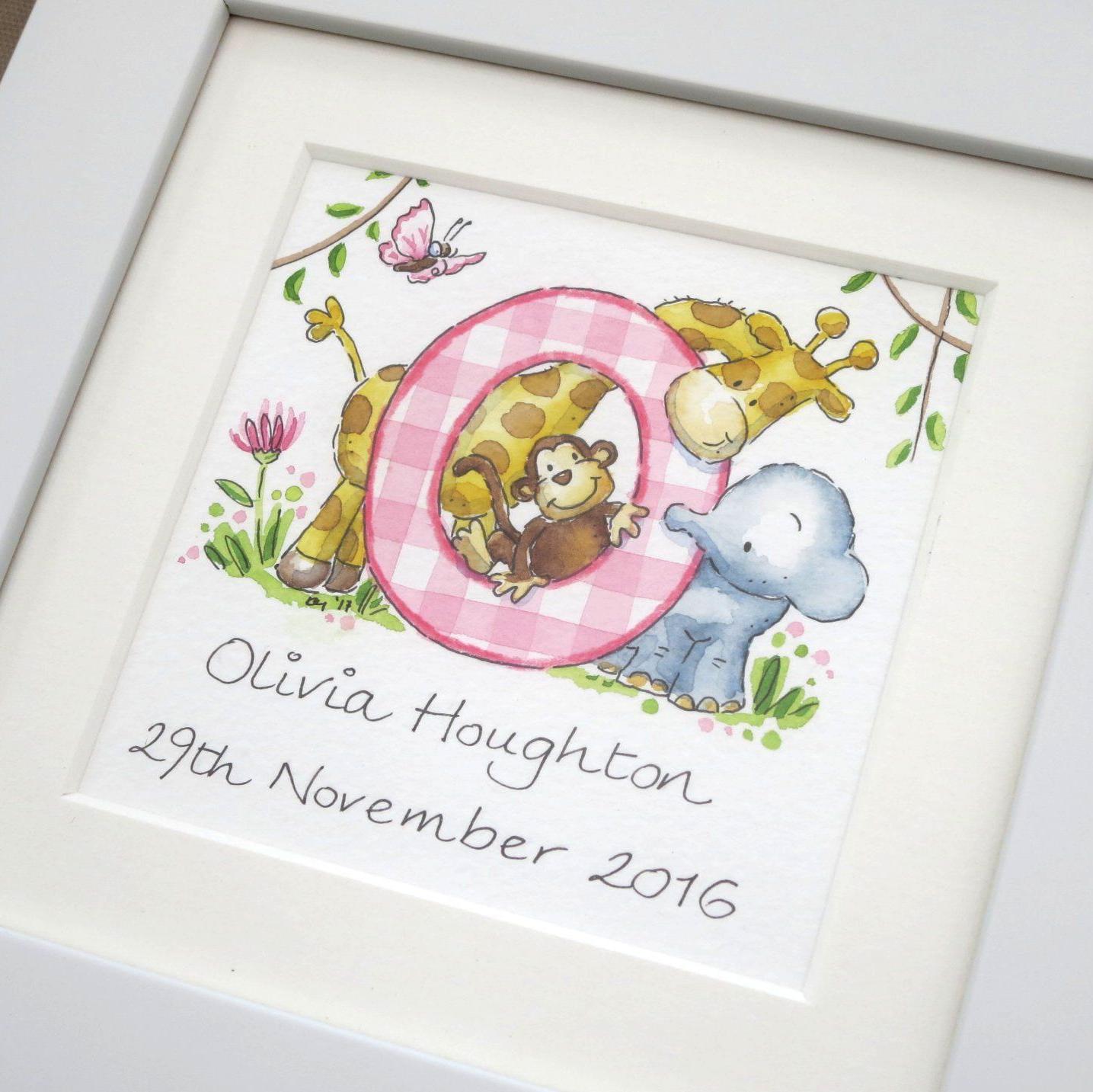 Olivia framed
