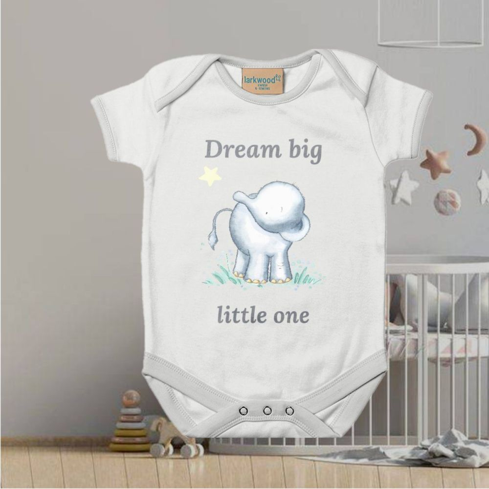 Dream big little one babygrow / bodysuit