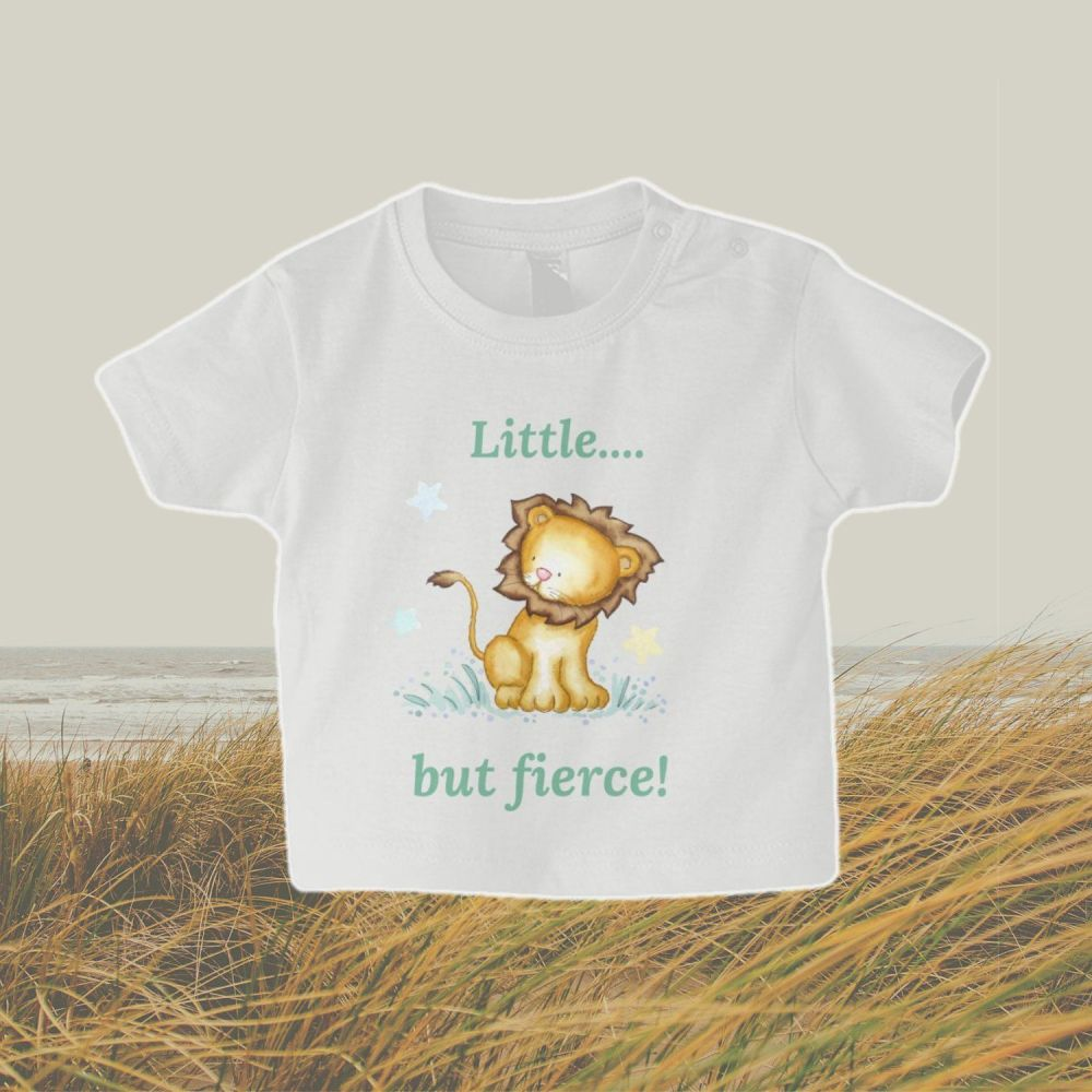Lion baby T shirt