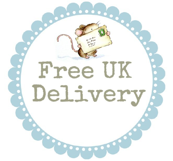 free uk delivery logo