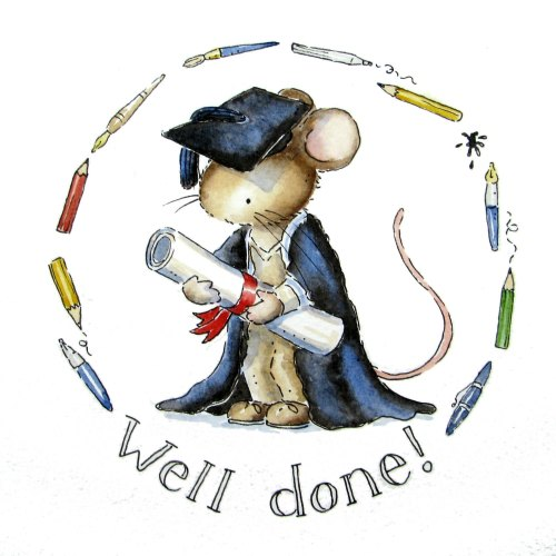 Well done mouse