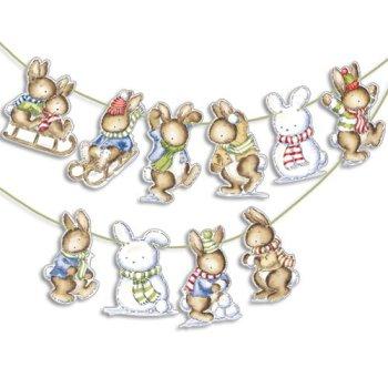Bunnies bunting