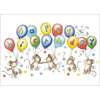 Balloon mice