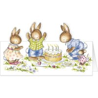 Little bunnies birthday