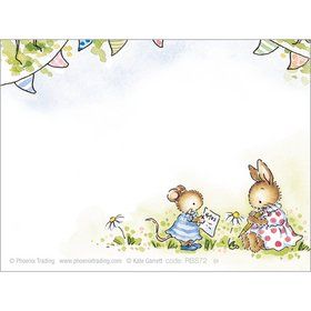 Little Woodland Animals sticky notes