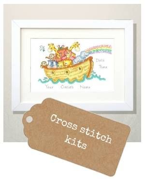 <!-- 085 -->Cross Stitch kits