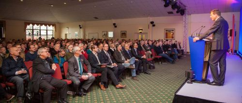 soil and water were the main themes at this years hutchinsons conference