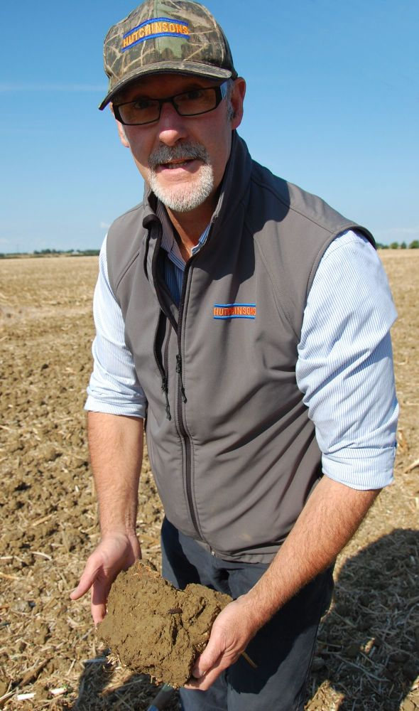 Dry soils and slow black-grass emergence mean growers must not rush into dr