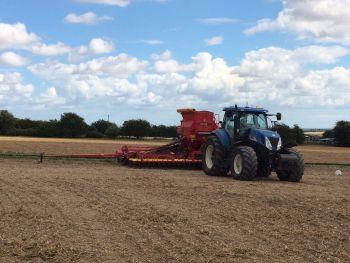 Establishing cover crops 2