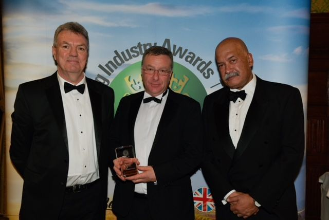 Agronomist of the Year - Andrew Goodinson