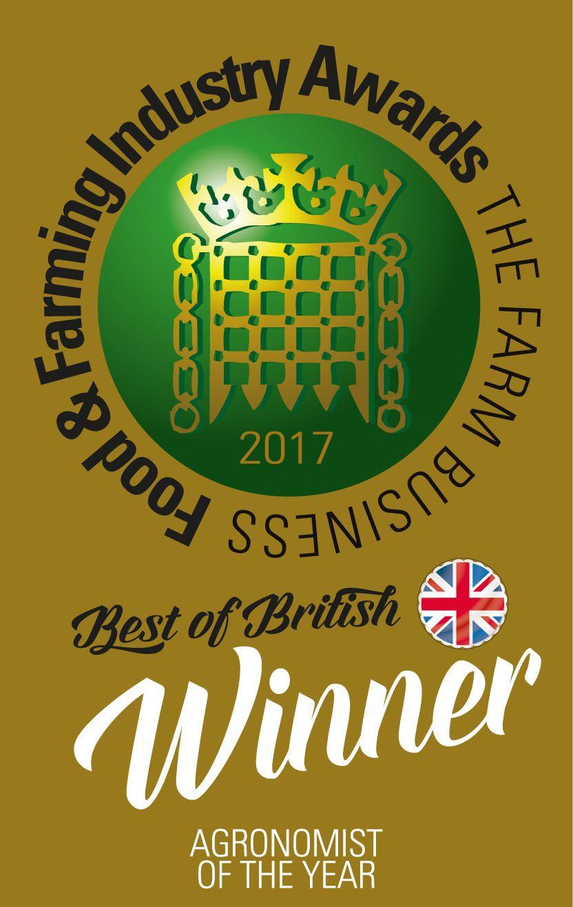 Agronomist of the Year Winner