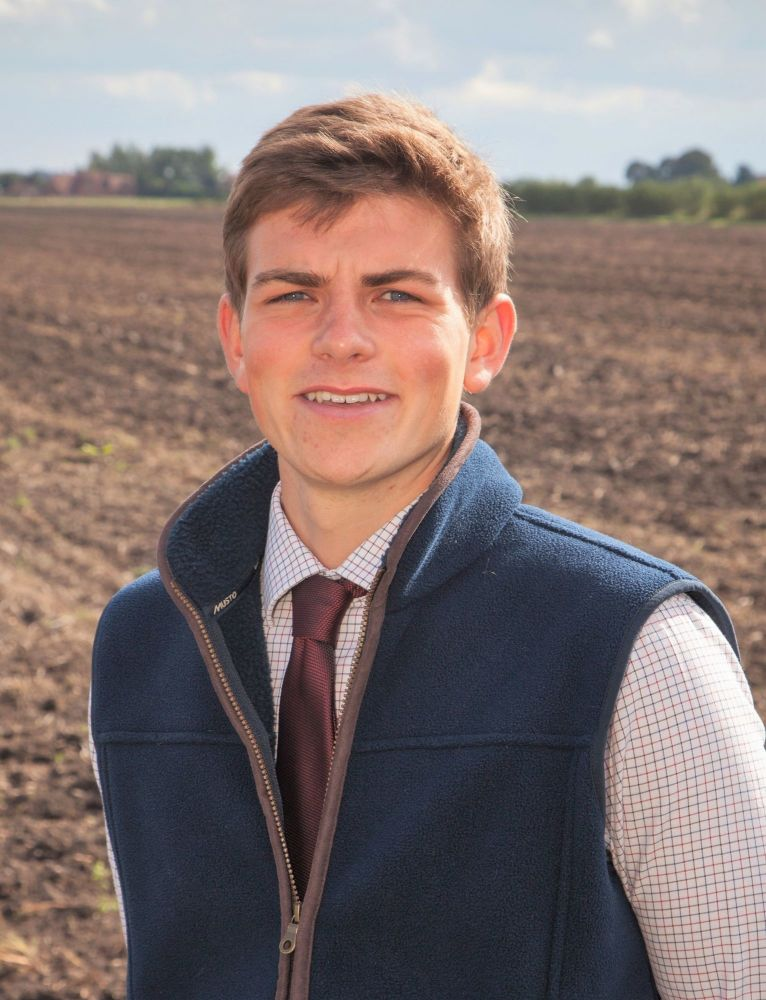 Tom Whitfield Northumberland Agronomist
