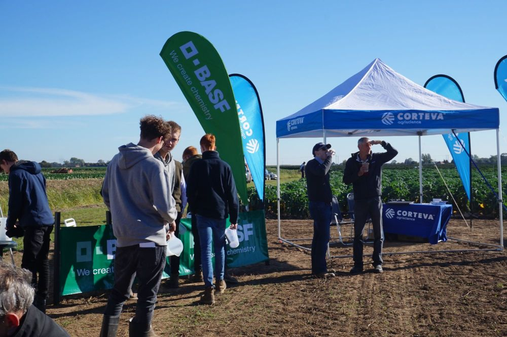 HLH brassica open day