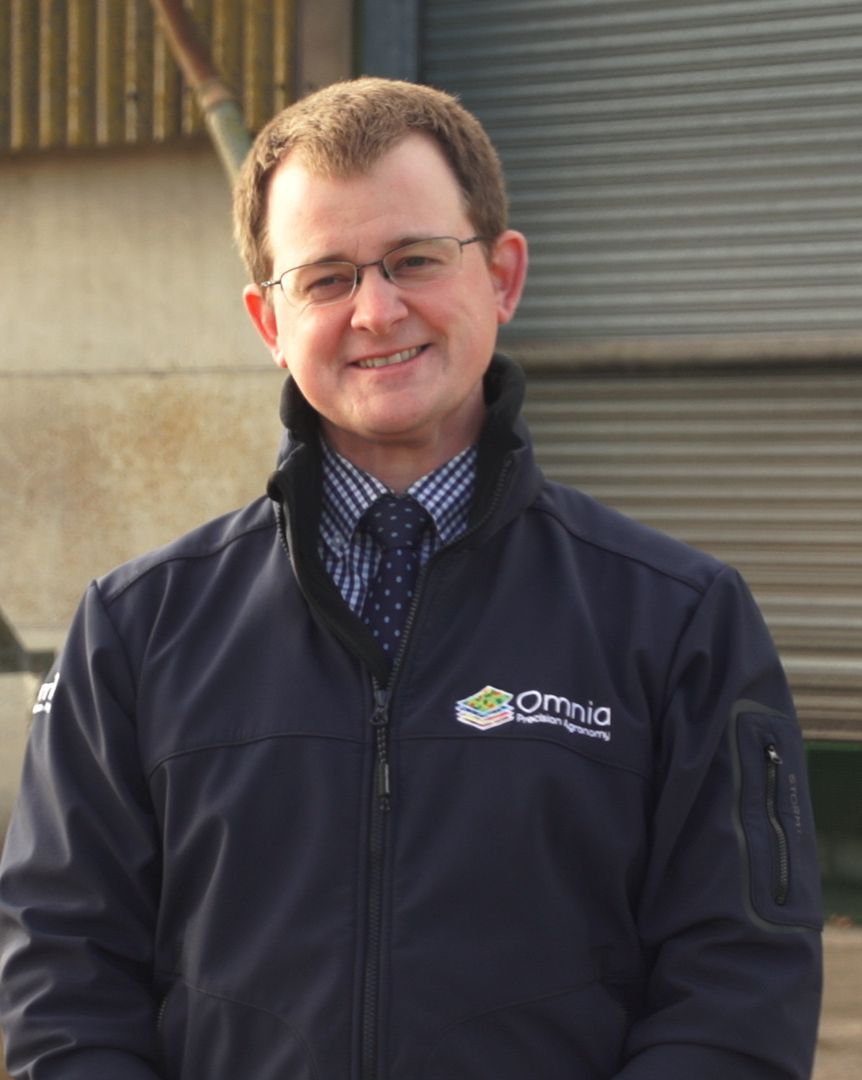 Nick Strelczuk precision technology specialist for Hutchinsons