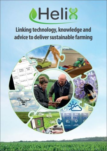 Helix Poster Technology and Knowledge for Innovative Agronomy