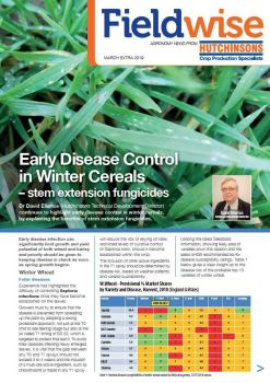 Fieldwise Front Cover March Extra 2019