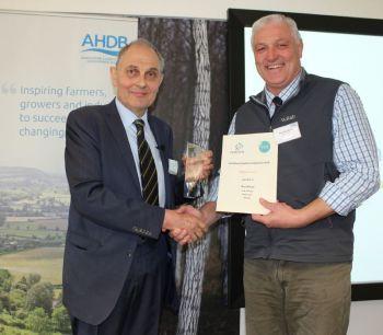 Alex Wilcox YEN first place milling wheat 2019