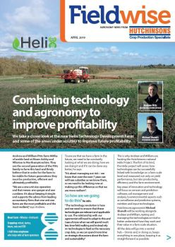 Fieldwise Cover April 2019