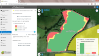 Low Lindrick field mapping OSR COP