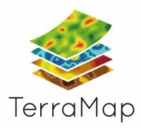 TerraMap Logo Layers