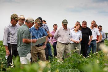 PCN 'Issues' Centre Stage at Potato Demo – The Scottish