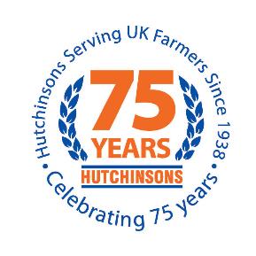 hlh 75 years logo