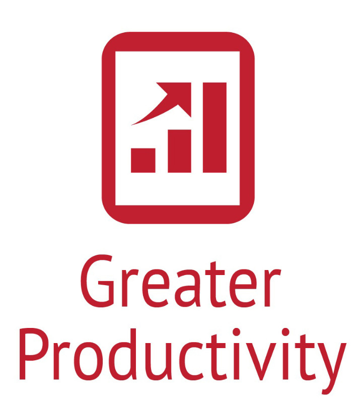 greater productivity with omnia