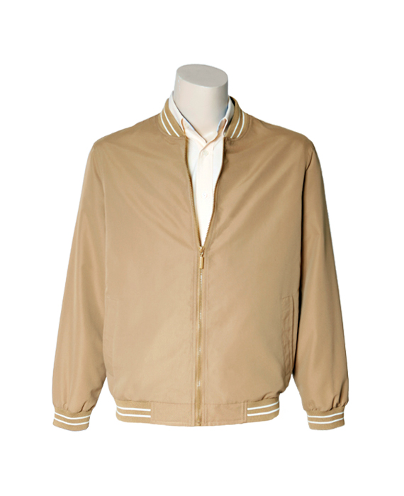 Monkey Jacket / College Jacket Tobacco
