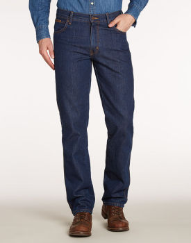 Wrangler Texas Jeans - Darkstone