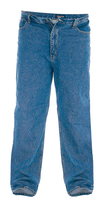 Rockford Stretch Denim Jeans , Stonewash or Black, Sizes 30 -60