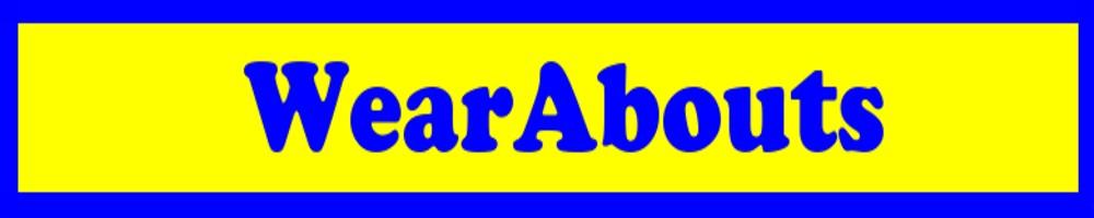 WearAbouts, site logo.
