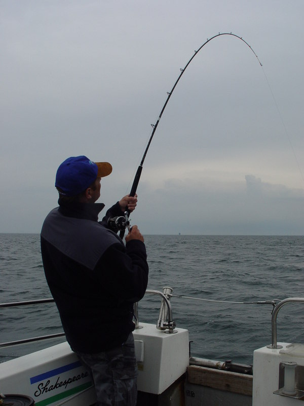 sea fishing trip
