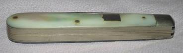 Silver Fruit Knife Sheffield 1901 (5)