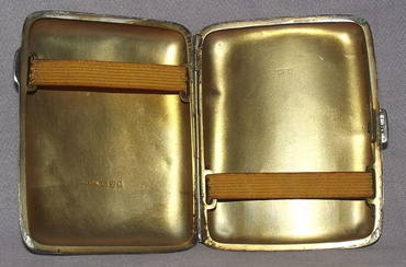 Silver Cigarette Case Chester 1934 (4)