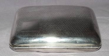 Silver Cigarette Case Chester 1934 (6)