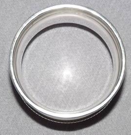 Silver Napkin Ring Birmingham 1919 (3)