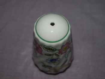 Minton Haddon Hall Salt Shaker (3)