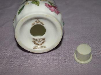 Minton Haddon Hall Salt Shaker (4)