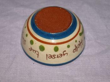 Devon Motto Ware Sugar Bowl (4)