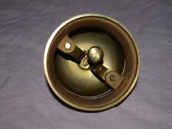 Brass Reception Shop Counter Bell. (3)