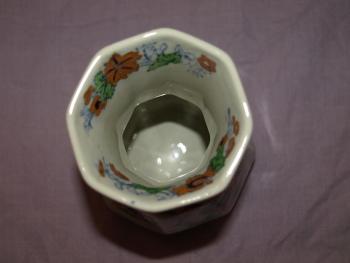 Early Masons Ironstone Vase (3)